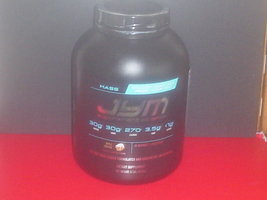 JYM Supplement Science MASS Gainer Muscle Growth-Strength-Energy-Enduran... - $65.99