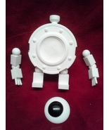 "Licensed Handmade Simplified Kit #2! Girl Genius Little Clank resin, 4"" tall! - $20.00"