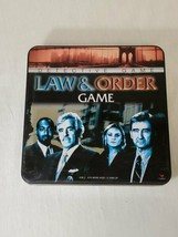 ORIGINAL Vintage NBC Law & Order Detective Board Game by Cardinal - $23.01