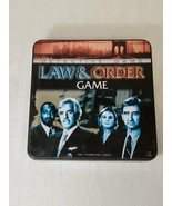 ORIGINAL Vintage NBC Law & Order Detective Board Game by Cardinal - $24.74