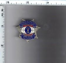 Santa Clara County Sheriff (California) World Games 1985 Lapel Pin/Tie-T... - $19.95