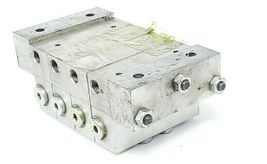 LUBRIQUIP HDV-9-A26 MANIFOLD BLOCK VALVE ASSEMBLY MSP-5T MSP5T HDV9A26 image 5