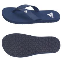 Adidas EEZAY Flip Flop Slides Sandals Slipper Navy F35028 - $35.99+