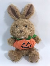 "Build A Bear Small Frys Halloween Bunny Plush Pumpkin Costume 10"" Stuffe... - $12.85"