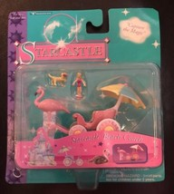vintage Trendmasters StarCastle Flamingo Beach Coach Castle Carriage NEW... - $59.99