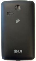 Original Black Battery Back Cover Door Case For LG Lucky L16 Sunrise L15... - $4.28