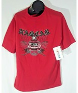 Nascar Authentic New Fan Apparel T-shirt Red SIze XL, O - $10.00
