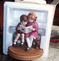 Jessie Wilcox Smith Valentine Porcelain Figurine - $14.95