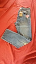 Levi's 511 Slim From Hip To Ankle Stretch Super Soft Size 18 Reg 29X29 Nwt - $31.99