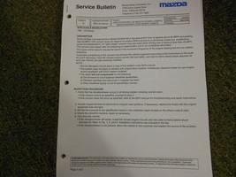 1991 92 93 1994 Mazda Navajo Service Bulletins Reparatur Shop Manuell OEM - $12.58