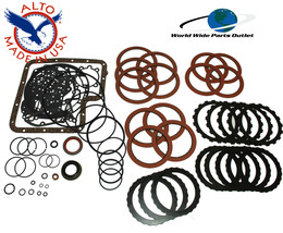 Ford C6 Rebuild Kit High Performance Master Kit Stage 1 Alto Red 1976-1996 - $178.79