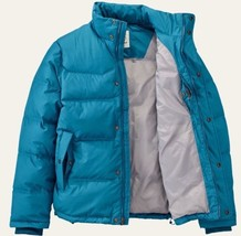 NWT Timberland Men's Earthkeepers Goose Eye Mountain Down Heavy Warm Coat. SZ:XL - $70.11