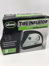Slime 40050 12V Tire Inflator Portable Air Compressor Auto Pump with 100... - $19.31