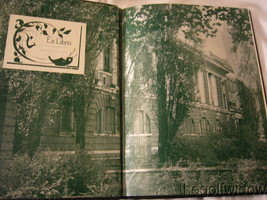 1951 Lampas Yearbook Teachers College of the City of Boston image 2