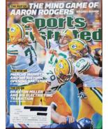 Sports Illustrated Sept 2015: Marcus Mariota, Braxton Miller, Aaron Rodgers - $7.95