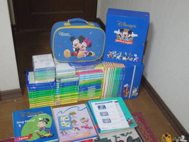 Disney  World of English  Learning english system Toy Used A70 - $3,040.00