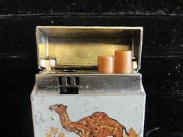 Old Camel flip top box style lighter, Camel filters hard pack - $22.90