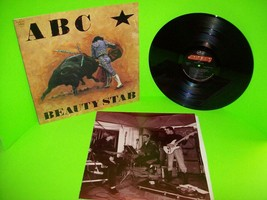 ABC Beauty Stab 1983 Vinyl LP Record Album Synth-Pop Pop Rock New Wave N... - $10.90