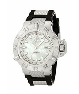 Invicta 0737 Subaqua Noma III GMT White Mother-Of-Pearl (Missing Band) - $125.00