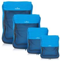 NICESTILE Set of 4 Lightweight Packing Organizers - Travel Packing Cube ... - $349,76 MXN