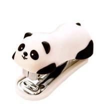 Cute Panda Mini Desktop Stapler&Staple Hand Stapler Office/Home Stapler(... - €8,86 EUR