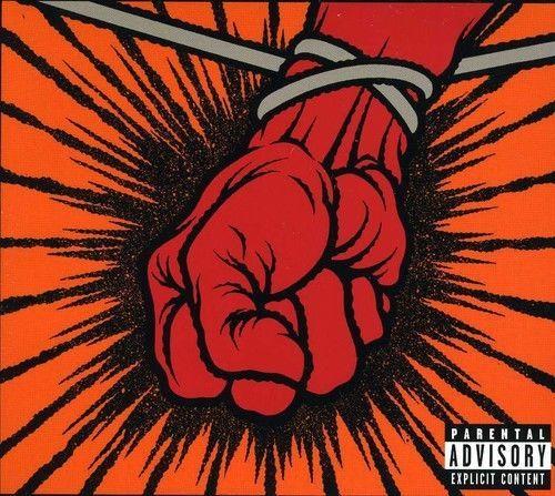 Metallica - St Anger [CD DVD Set] Concert Music