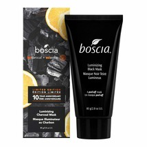 Boscia Limited Edition 10 Year Anniversary Luminizing Charcoal Mask 2.8o... - $22.95