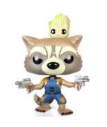 Marvel Collector Corps Funko POP! Exclusive - GOTG22 Rocket Raccoon & Ba... - $69.90