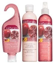 Avon Naturals Pomegranate & Mango Trinity Gift Set - $24.48