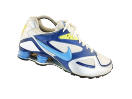 Nike Shox Heritage Womens Size 9.5 Sneakers 386358-141 Running Shoes Blu... - $41.71
