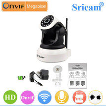Sricam Wireless WiFi IP Camera 720P HD Home Baby Monitor IR Night Vision... - $59.70