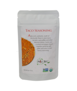 Organic Taco Seasoning - Mexican Blend Cooking Spices - $9.79