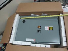 Square D AC Magnetic Starter 8536SBG1V02CE3210F4G105G5610P68X11Y217 New image 1