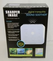 Sharper Image 1520023 Digital Tranquility Sound Soother 12 Relaxing Recordings image 9