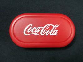 Coca-Cola Magnetic Twin Grip Dual Option Bottle Opener for Twist or Pop Off Lids - $1.93