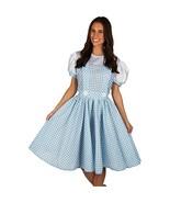 Adult Dorothy Wizard of Oz Dress Costume (Medium Adult) - $55.11
