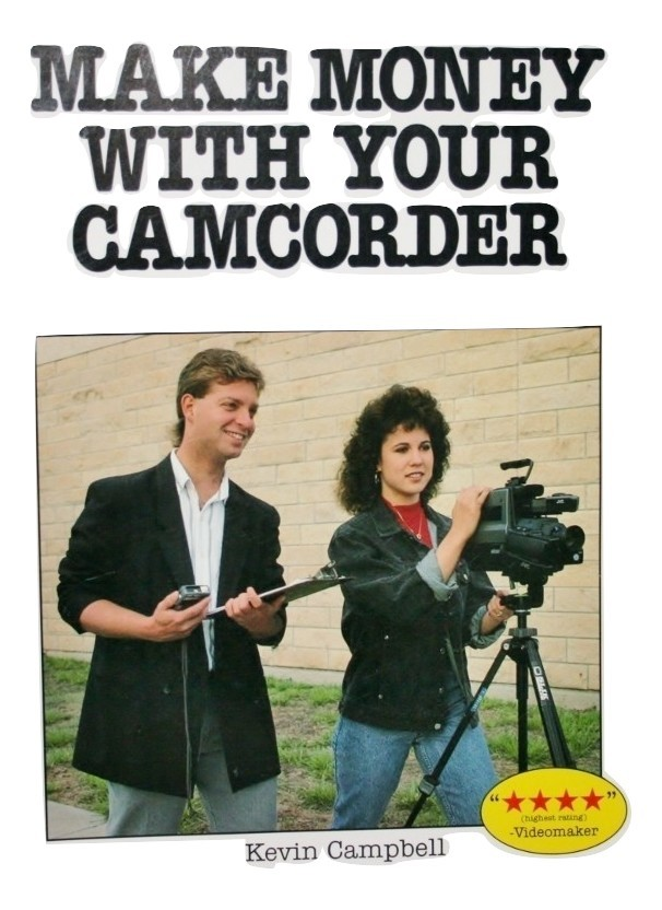 Video Maker, Make Money with Your Camcorder-a complete guide.