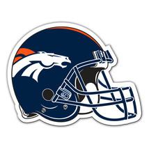 "Denver Broncos 12"" Heavy Gauge Vinyl Vehicle Magnet - €22,15 EUR"
