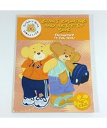 Build A Bear Workshop Giant Coloring and Activity Book Friendship Is Fur... - $94.99