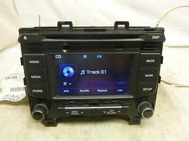 15 16 17 Hyundai Sonata Radio Cd Player 96180-C20004X HLQ35 - $48.51
