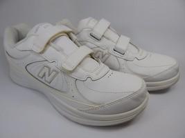 New Balance 577 Men's Walking Shoes Size US 11 M (D) EU 45 White MW577VW