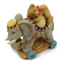 """Trunk Full Of Bear Hugs"" Cherished Teddies Circus 103977 - $11.88"