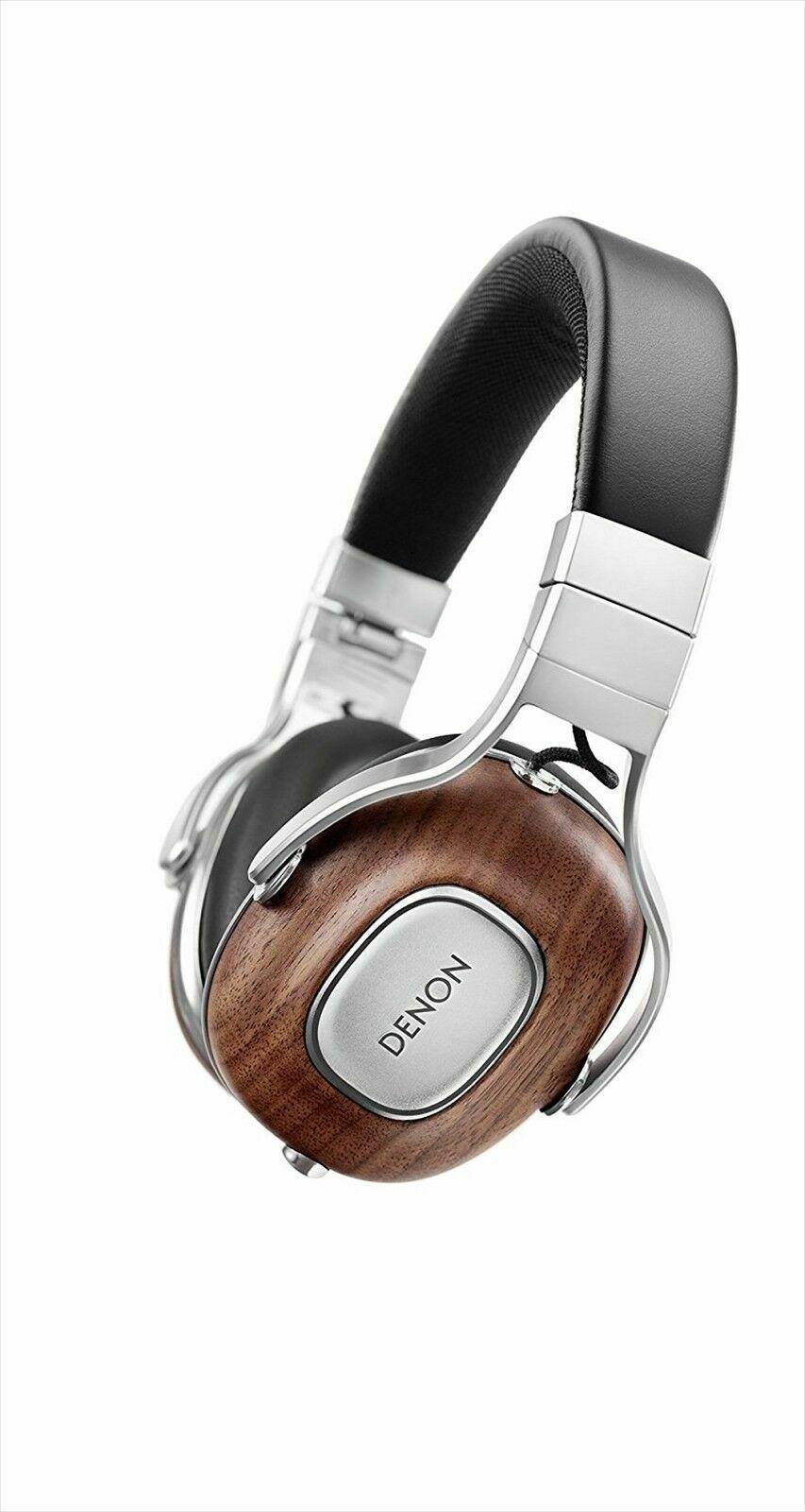DENON AH-MM400 MUSIC MANIAC Over ear Headphones Hi-Res Japan NEW