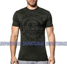 American Fighter Maryland FM7162 New Men`s Sport Graphic T-shirt By Affliction - $35.95