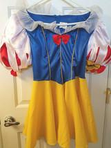 Leg Avenue Snow White Costume Size L - $29.99