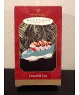 Hallmark Keepsake Ornament - Downhill Run - 1997 - QX6705 - EUC - $4.95
