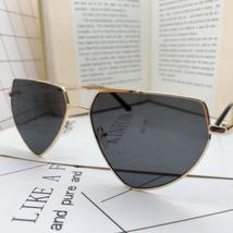 nauq 2020 trend classic sun glasses Large frame sunglasses women love he... - $47.52