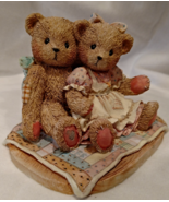 """Cherished Teddies - Nathaniel and Nellie """"It's Twice As Nice with You,"""" ... - $18.00"""