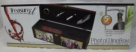 Wine Tool Boxed Gift Set Five Piece Treasure It Sara D. Ward Collection ... - $35.63