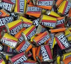 Hershey's Miniatures Bars, Special Dark Mildly Sweet Chocolate Candy Ass... - $19.39+